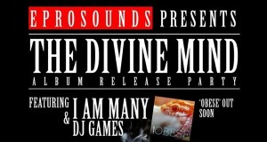 "E-prosounds ""The Divine Mind"" album release party"