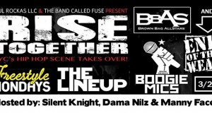 Rise Together - NYC Hip Hop - #risetogether