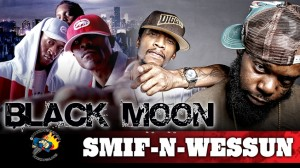 Black Moon & Smif-N-Wessun with CJ Fly of Pro Era & Archie Bang @ B.B. King Blues Club | New York | New York | United States