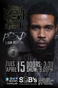 @PharoaheMonch 'P.T.S.D.' Album Release at @SOBs @ SOBs