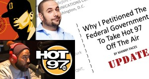 Hot 97 - Chuck D - FCC Petition