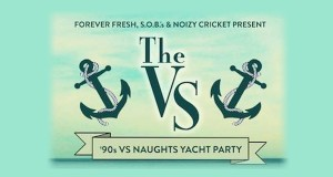 The VS Yacht party - NYC