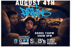 @Ratking at @SOBs @ Sounds of Brazil (SOB's) | New York | New York | United States