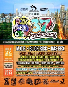 Rock Steady Crew 37th Anniversary at Central Park (@SummerStage @CrazyLegsRSC) @ Rumsey Playfield, Central Park (5th Ave, 67th) | New York | New York | United States