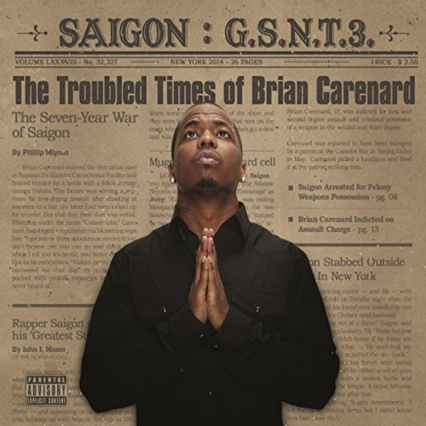 Saigon Greatest Story Never Told 3: The The troubled times of Brian Carenard