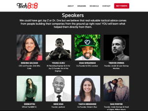 Tech808: Where Hip Hop and Entrepreneurship Converge by @ThePhatStartup #tech808  @ Eisner & Lubin Auditorium @ New York University  | New York | New York | United States