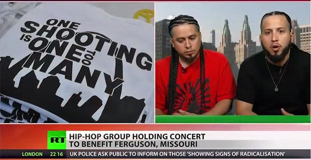 Hip Hop Response to Ferguson