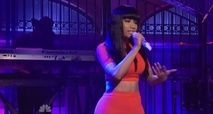 Nicki Minaj SNL Video Saturday Night Live