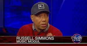 Russell Simmons, Bill O'Reilly - Black Crime, race relations