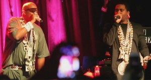 Slick Rick - Nas - Brooklyn Bowl - Video - Children's Story