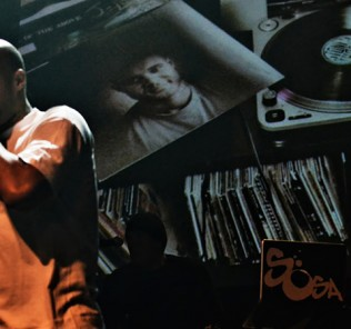 Homeboy Sandman will join Aesop Rock at The Gramercy Theatre, Feb. 16 (Photo: Manny Faces)