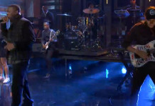 GZA, Tom Morello on The Tonight Show