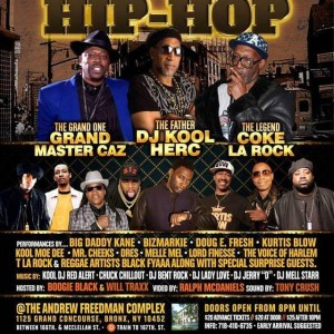 Hip Hop Classic at The Andrew Freedman Complex (Bronx, NY) @ The Andrew Freeman Complex | New York | United States