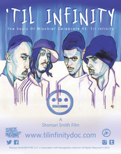 'Til Infinity Documentary Premiere: The Souls of Mischief Celebrate 93 'til Infinity @ Helen Mills | New York | New York | United States