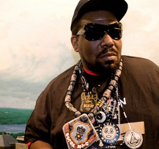 Afrika Bambaataa - Sony Publishing deal
