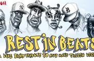 Props to Hip Hop - Rest In Beats at The Cutting Room