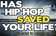 Hip Hop Saved My Life