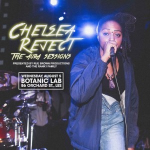.@ChelseaReject: The Aura Sessions at @BotanicLabNYC @ Botanic Lab | New York | New York | United States