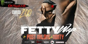 .@FettyWap at @IrvingPlaza - Welcome To The Zoo Tour NYC w/@PostMalone, @Monty1738 (Day 1 of 2) @ Irving Plaza | New York | New York | United States