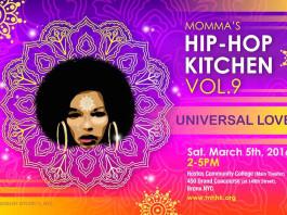 Momma's Hip-Hop Kitchen