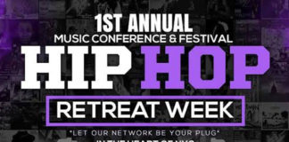 Hip Hop Retreat Week - New York City - Showcases, panels, workshops
