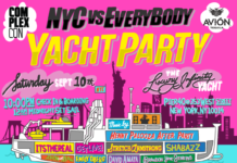 The VS Yacht Party 2016