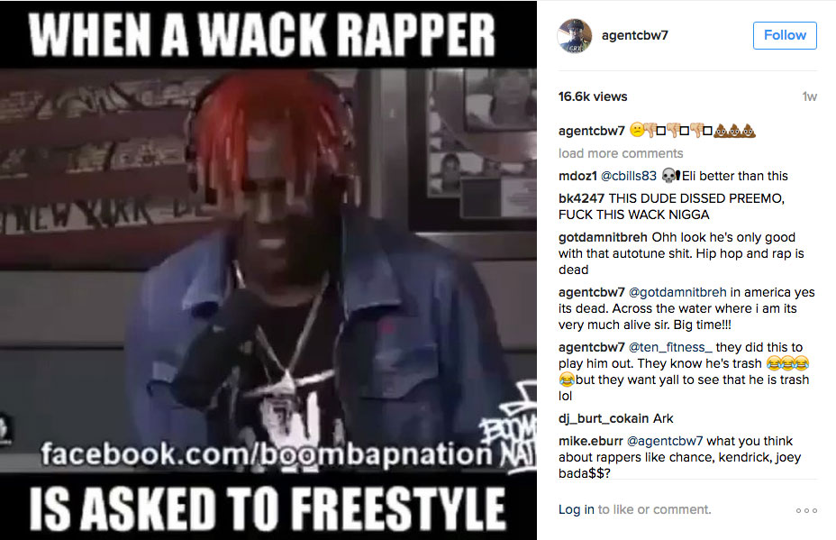 One Thing Hip-Hop OGs Need To Say When Criticizing