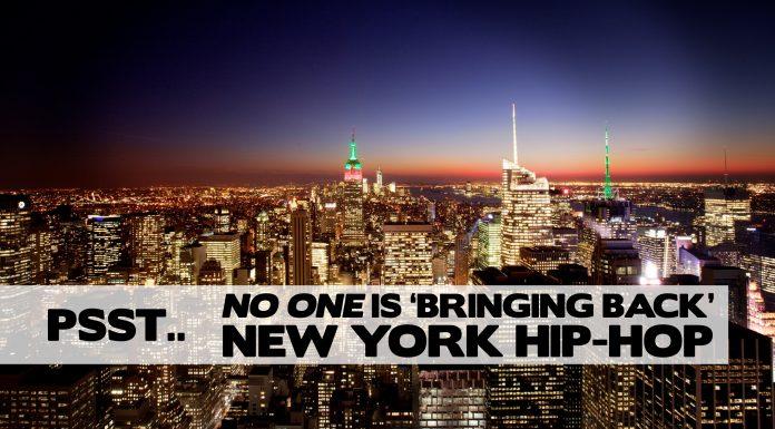 New York Hip Hop