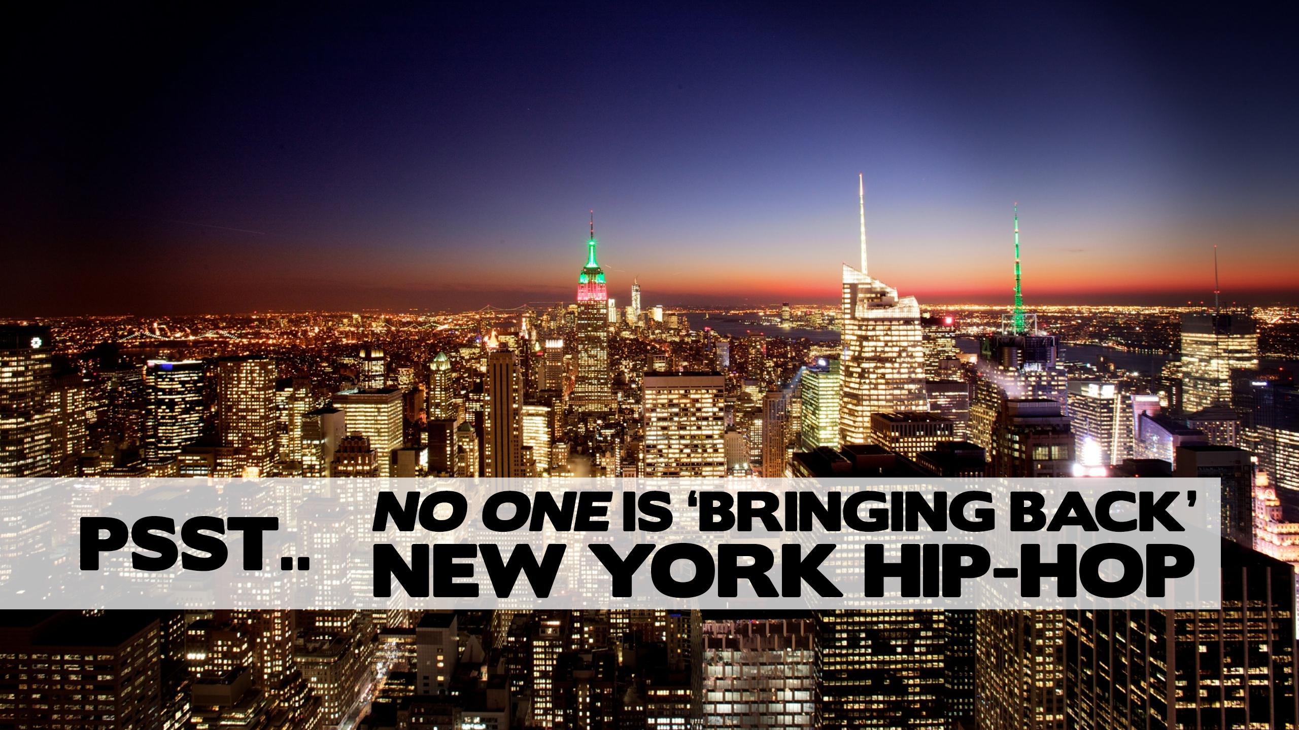 Hip Hop New York