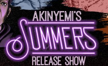 Akinyemi 'Summers' EP release show at Brooklyn Bazaar